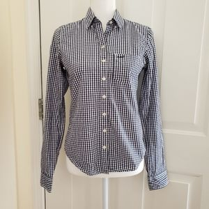 Abercrombie & Fitch Women's Gingham Top